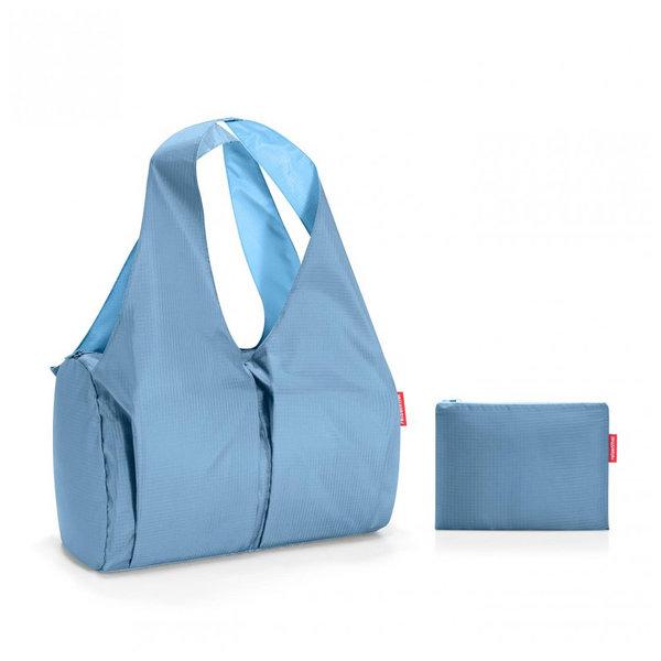 Чанта Mini Maxi Happybag - Индиго